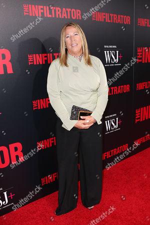 Stock Picture of Ellen Brown Furman (Writer)