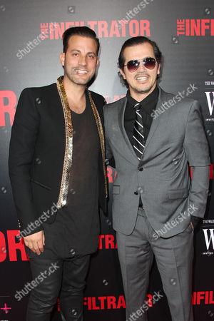 Brad Furman (Director) and John Leguizamo