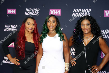 Editorial photo of 2016 VH1 Hip Hop Honors: All Hail The Queens, New York, USA - 11 Jul 2016