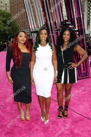 Editorial picture of 2016 VH1 Hip Hop Honors: All Hail The Queens, New York, USA - 11 Jul 2016