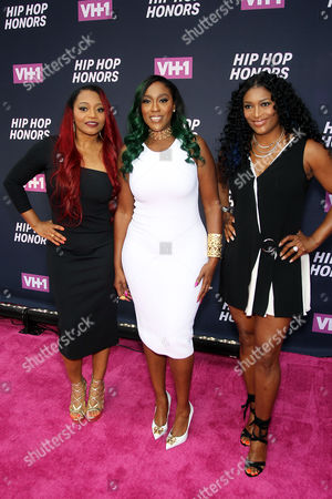 Editorial image of 2016 VH1 Hip Hop Honors: All Hail The Queens, New York, USA - 11 Jul 2016