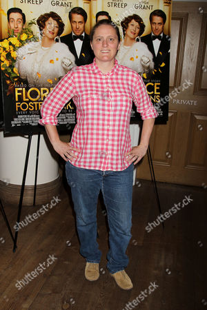 Editorial picture of Special Screening and Reception in Celebration of Paramount Pictures 'Florence Foster Jenkins' held at Crosby Street Hotel, New York, USA - 11 Jul 2016