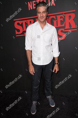 Editorial photo of 'Stranger Things' Netflix TV series premiere, Los Angeles, USA - 11 Jul 2016