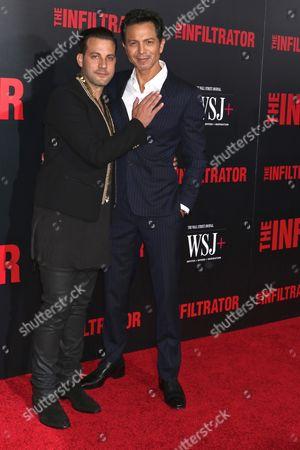 Brad Furman (Director) and Benjamin Bratt