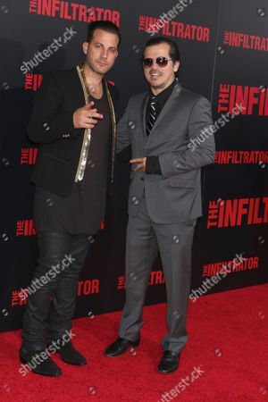 Editorial image of 'The Infiltrator' film premiere, New York, USA - 11 Jul 2016