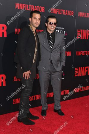 Editorial picture of 'The Infiltrator' film premiere, New York, USA - 11 Jul 2016