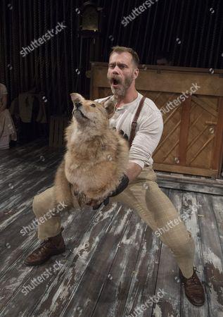 Noah Brody as Wolf,