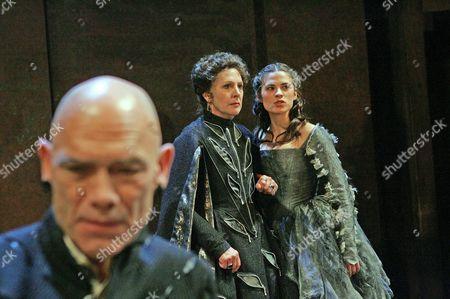 'Women Beware Women' - Peter Guinness ( Guardiano ) Penelope Wilton ( Livia ) Hayley Atwell ( Bianca )