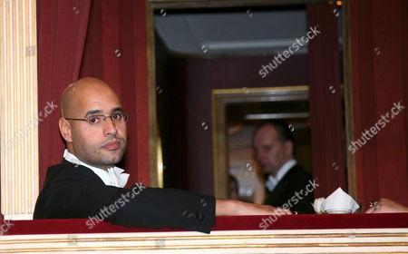 Saif Al Qaddafi