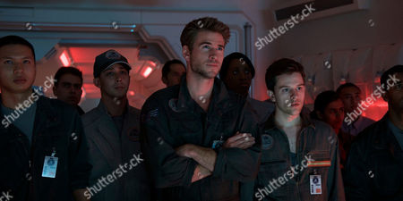 Editorial image of Independence Day Resurgence - 2016