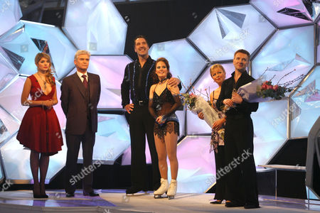 Editorial picture of 'DANCING ON ICE' TV PROGRAMME, LONDON, BRITAIN - 25 FEB 2006