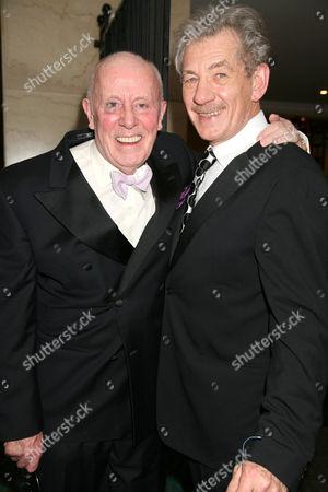 Richard Wilson and Ian Mckellan