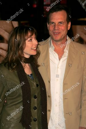 Louise Newbury and Bill Paxton