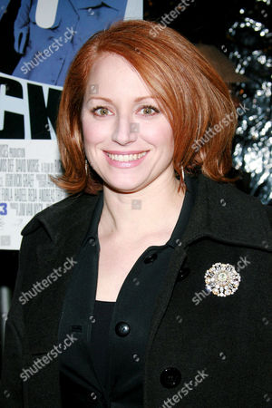 Editorial image of '16 BLOCKS' FILM PREMIERE, NEW YORK, AMERICA - 27 FEB 2006