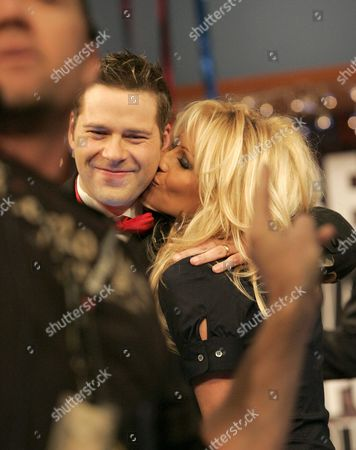 Pam Anderson and Chris Rose