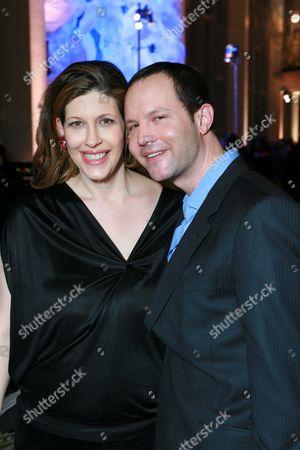 Liane Weintraub and Richard Weintraub