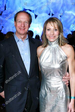 Jon Emerson and Kimberly Marteau Emerson