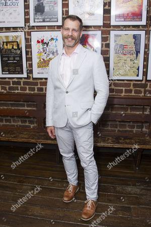 Noah Brody (Director/Wolf/Cinderella's Prince)