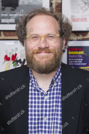Andy Grotelueschen (Milky White/Rapunzel's Prince)