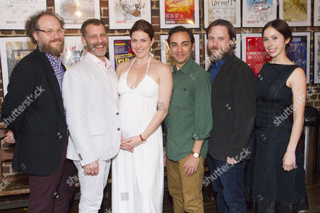 Andy Grotelueschen (Milky White/Rapunzel's Prince), Noah Brody (Director/Wolf/Cinderella's Prince), Jessie Austrian (Baker's Wife), Ben Steinfeld (Director/Baker), Paul L Coffey (Mysterious Man) and Emily Young (Little Red/Rapunzel)