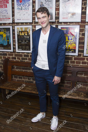 Editorial photo of 'Into the Woods' musical, Press Night, London, UK - 12 Jul 2016