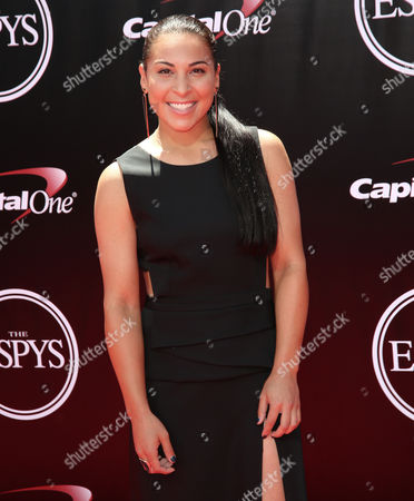 Editorial image of ESPY Awards, Arrivals, Los Angeles, USA - 13 July 2016