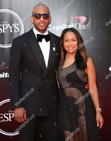 Editorial photo of ESPY Awards, Arrivals, Los Angeles, USA - 13 July 2016
