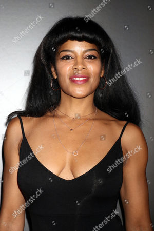 Stock Photo of Dionne Gipson