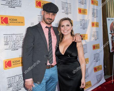 JT Mollner and April Mollner