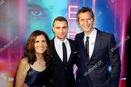 Stock Picture of Betsy Franco-Feeney, Dave Franco, Eric Feig (Co-Pres.Lionsgate)