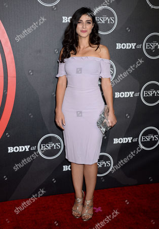 Editorial photo of BODY at The ESPYS pre-party, Los Angeles, USA - 12 Jul 2016