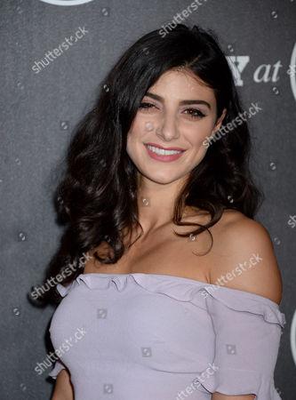 Stock Picture of Raquel Deriane