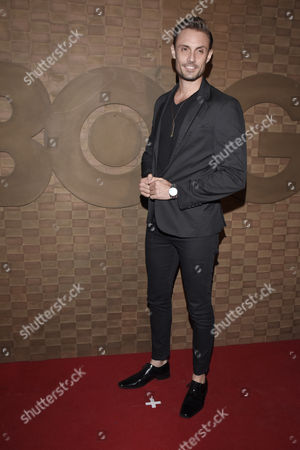 Editorial image of HBO Latin America Red Carpet event, Mexico City, Mexico - 12 Jul 2016