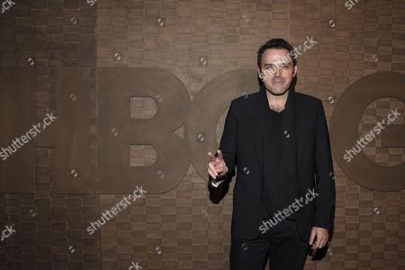 Stock Photo of Fernando Rovzar