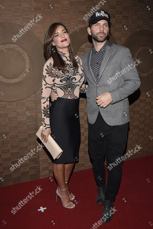 Stock Picture of Gaby Espino and Arap Bethke