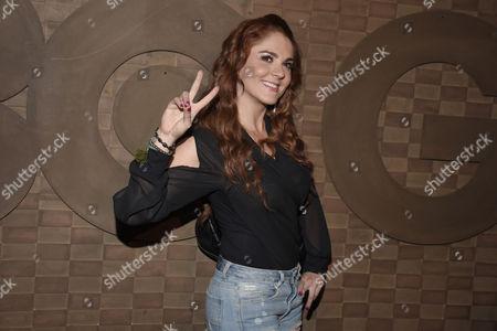 Stock Image of Zoraida Gomez