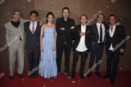 Editorial picture of HBO Latin America Red Carpet event, Mexico City, Mexico - 12 Jul 2016