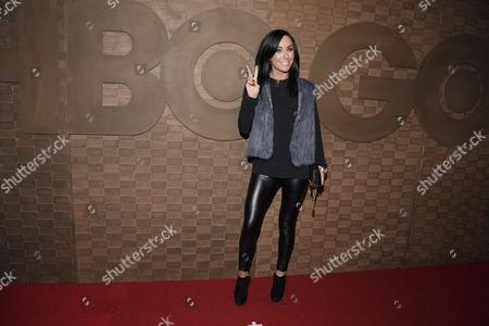 Stock Picture of Ines Gomez Mont