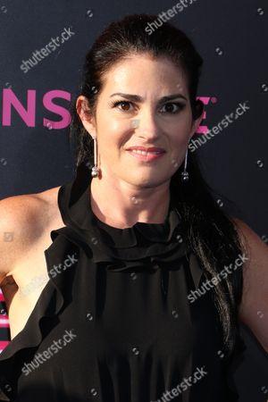 Stock Image of Jessica Sharzer (Screenwriter)
