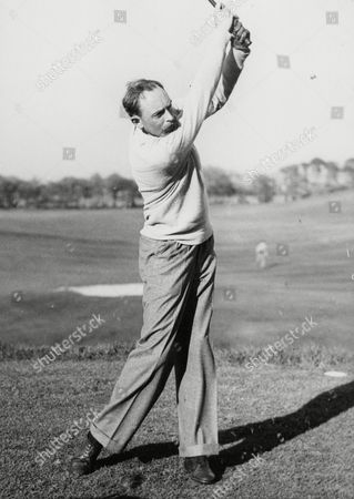 Ian Roberts Competing In The Lothians Amateur Golf Championships At Baberton. Box 663 327011619 A.jpg.