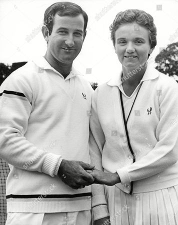 Australian Tennis Players Jim Moore And Fay Toyne Announced Their Engagement At Wimbledon. (james Moore) Box 663 527011629 A.jpg.