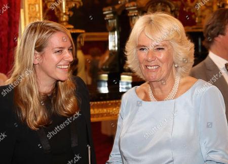 Laura Lopes, Camilla Duchess of Cornwall