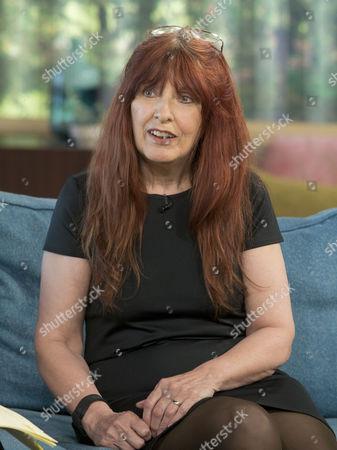 Stock Image of Janis Sharp