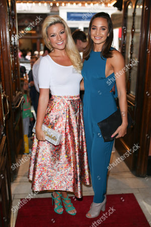 Natalie Coyle and Laura Wright