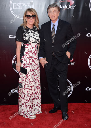 Editorial picture of ESPY Awards, Arrivals, Los Angeles, USA - 13 Jul 2016