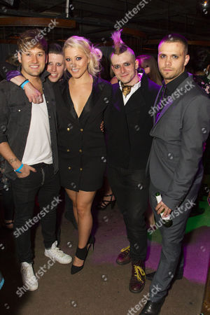 Editorial image of 'American Idiot' musical, After Party, London, UK - 13 Jul 2016