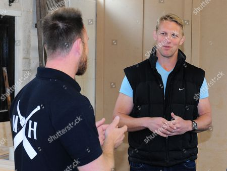 Lewis Moody visits Millichamp and Hall.