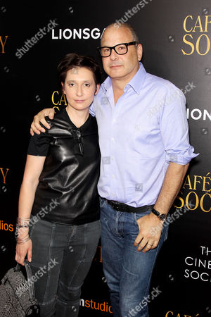 Delphine and Reed Krakoff