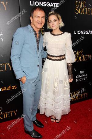 Edward Walson (Producer), Kristen Stewart