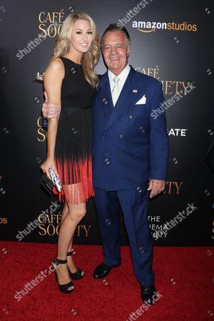 Alissa Morrison and Tony Sirico